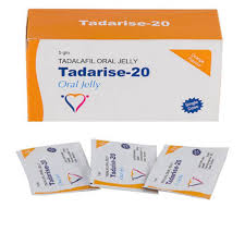 Tadarise Oral Jelly 20